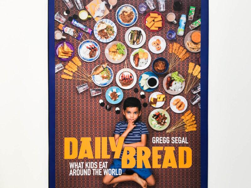 世界の文化を比較Daily Bread