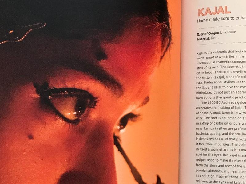 インドの本 Pukka Indian アイライン
