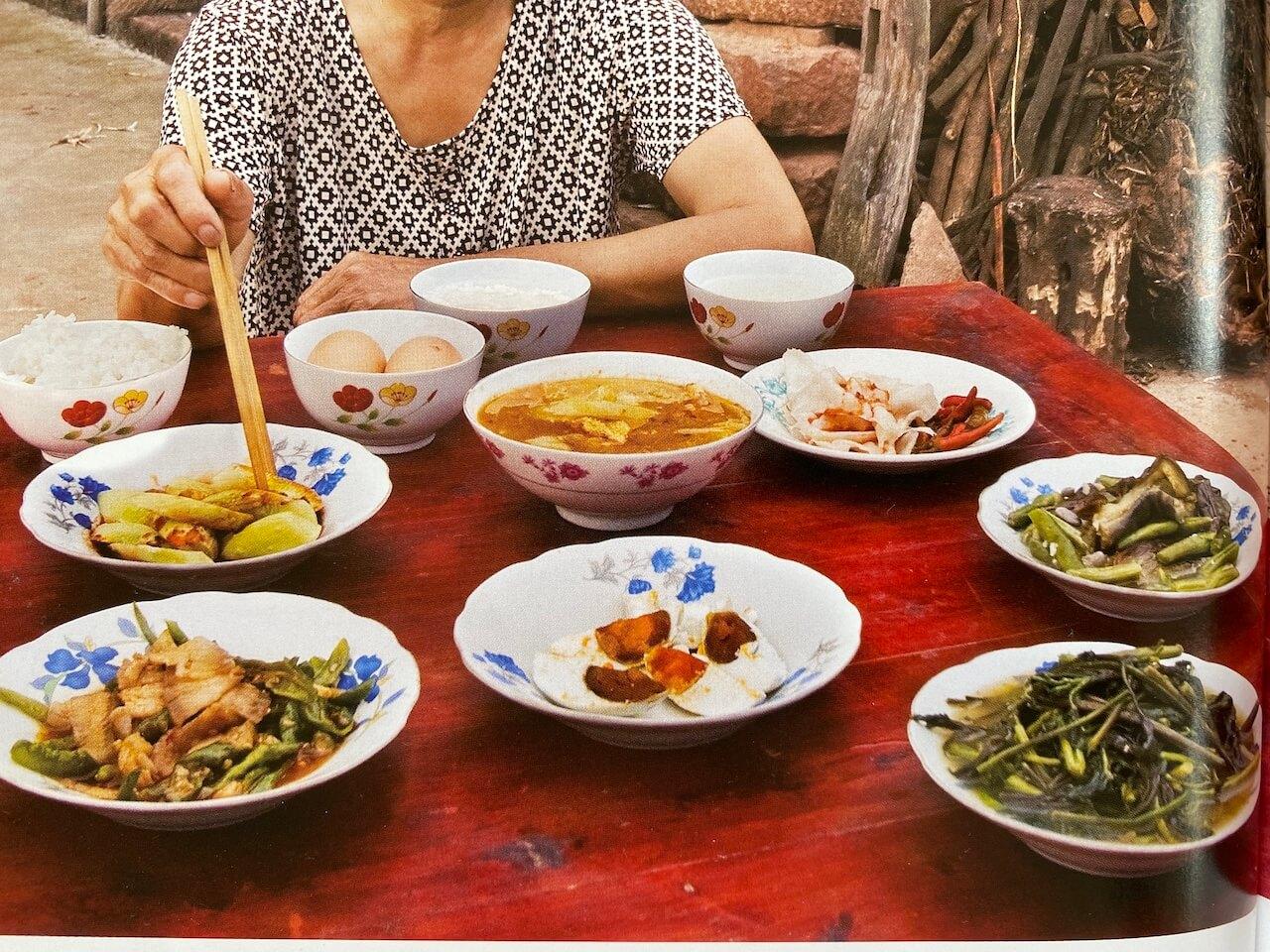 地球のごはん、中国の食卓