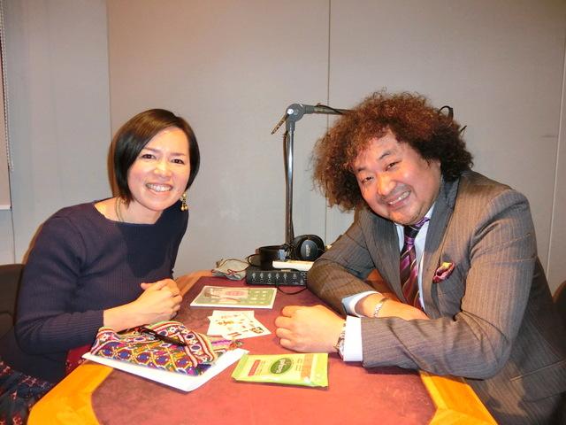 3月16日 ラジオ J-WAVE 葉加瀬太郎さんの「ANA WORLD AIR CURRENT」出演します