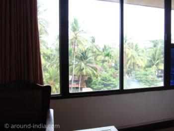 カヌールのホテル Malaber Residency景色