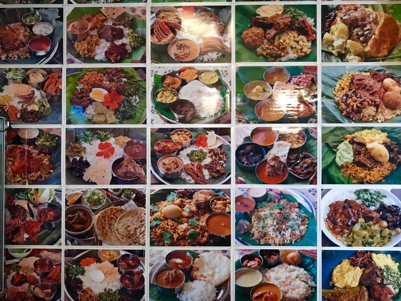 水戸のスリランカ料理コジコジ 料理の写真ギャラリー