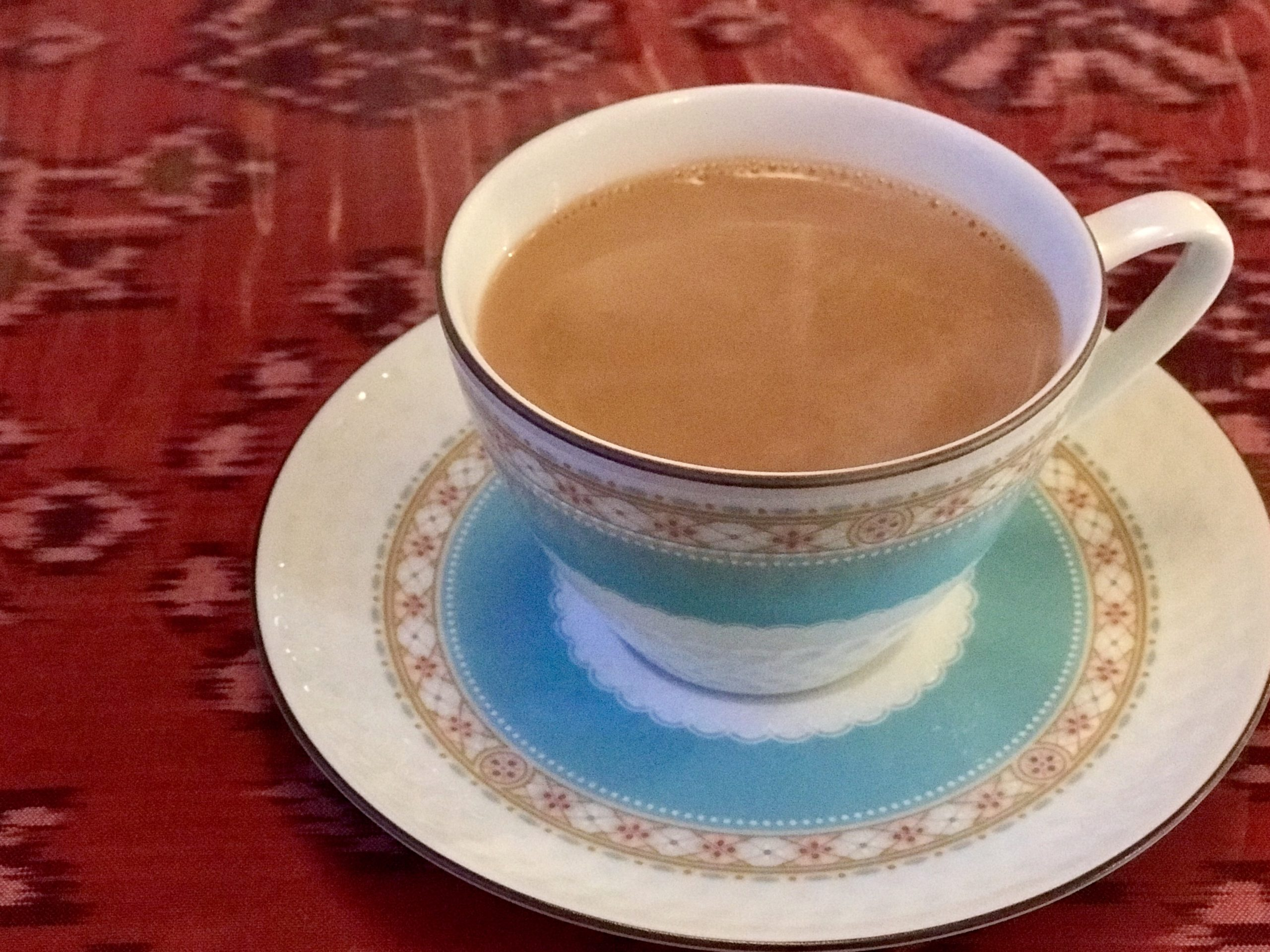 水戸のスリランカ料理コジコジ チャイ