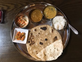 南インド料理 ケララキッチン石垣島 チャパティミールス