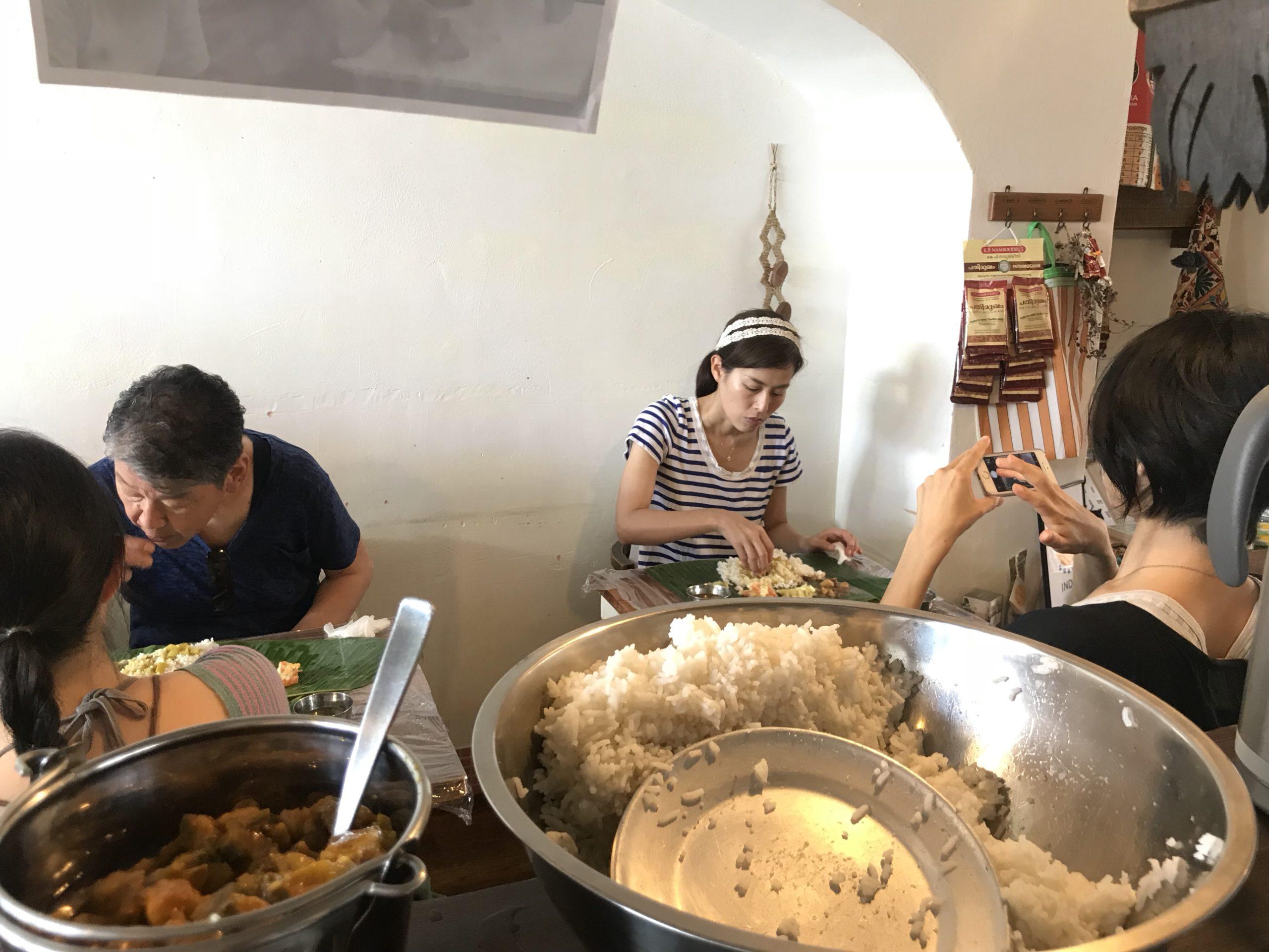 マサラワーラー食べさせられ放題 in 茅ヶ崎
