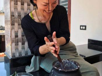 インドでギーを作るAROUND INDIA田村