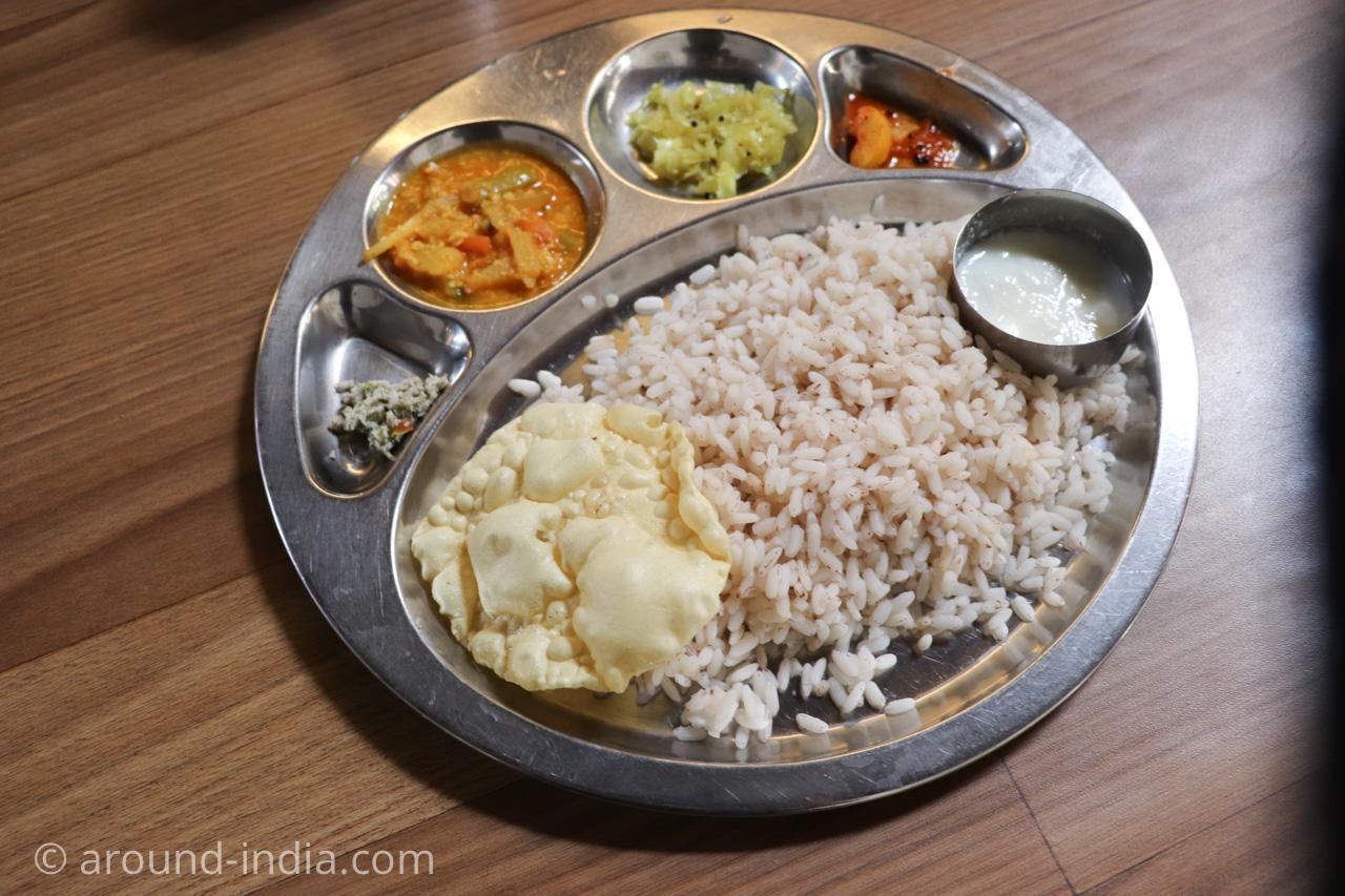 コーチン・エルナクラムのナチュラルインド料理