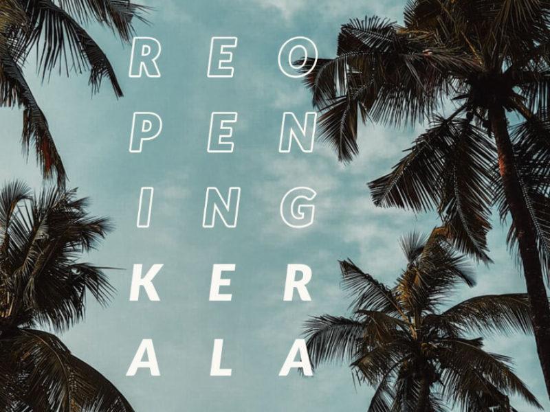 ケララの観光業再開