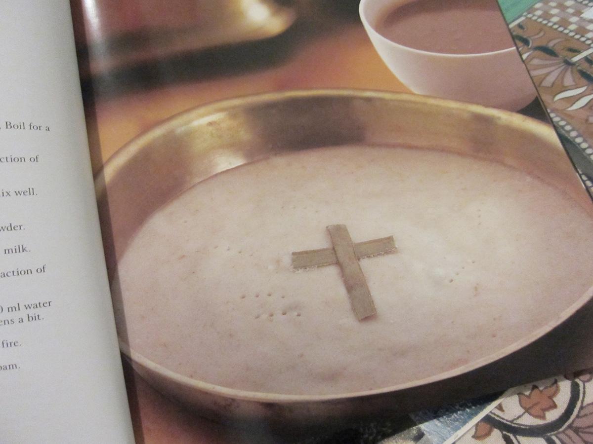 ケララのシリアンクリスチャンの料理本