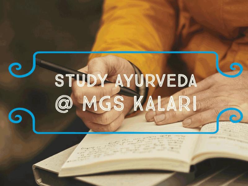 MGS Kalariで学ぶ