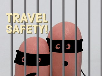 インドを安全に旅しよう