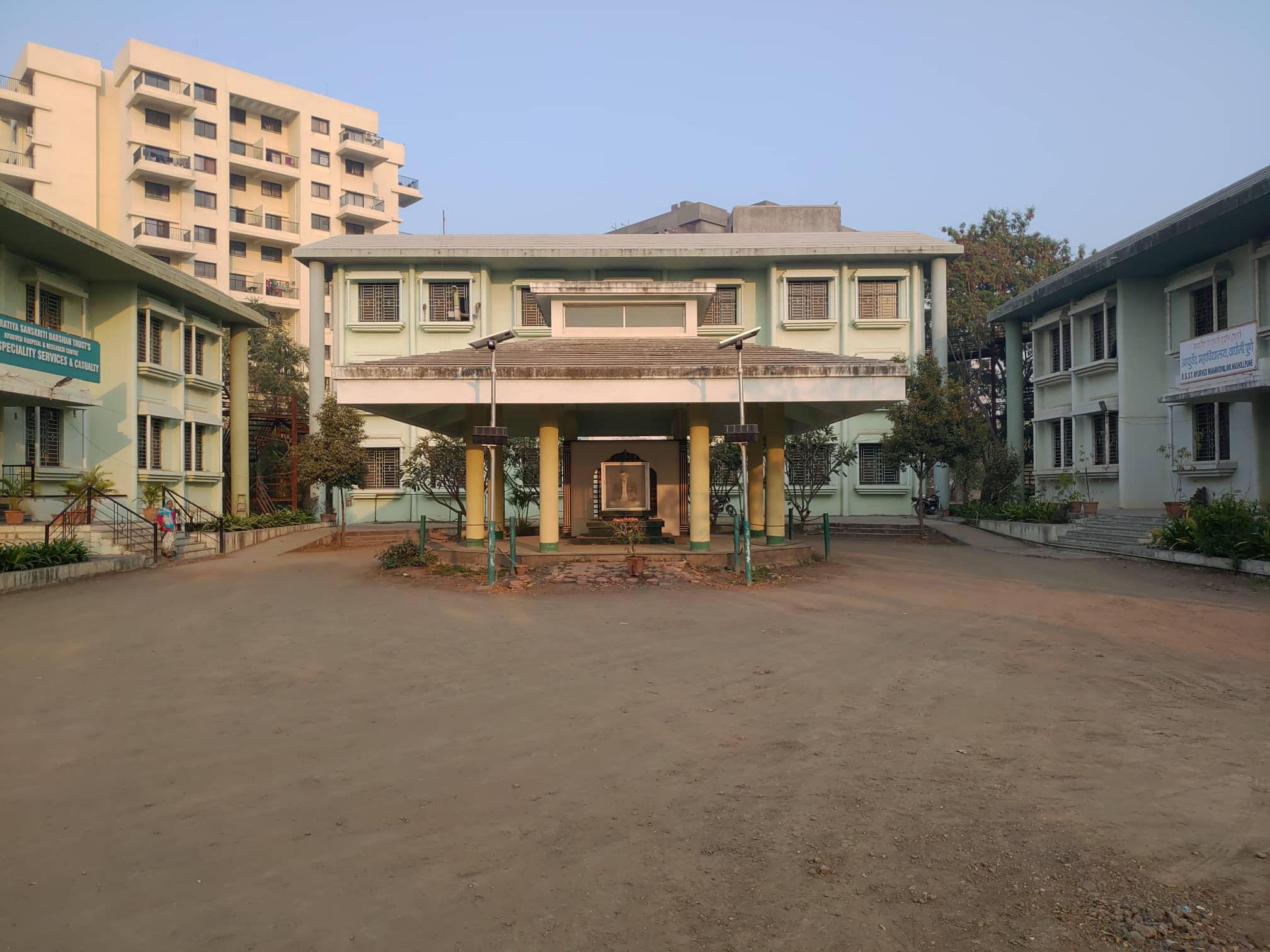 みんなのアーユルヴェーダ BSDTs Ayurveda Hospital and Panchakarma center マユールさん